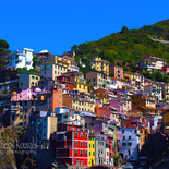 The Colors of the Cinque Terre
