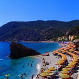 Beaches of the Cinque Terre