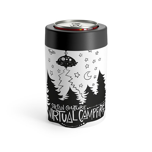 Virtual Campfire Can Holder