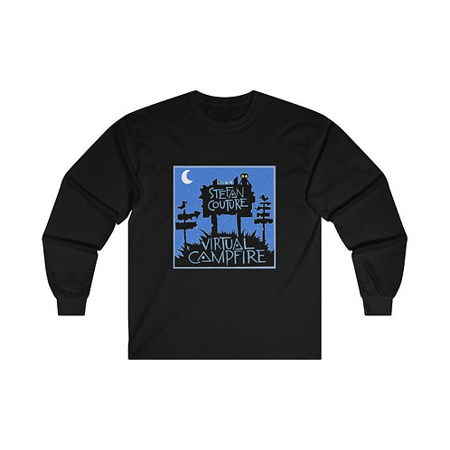 Night Owl -  Cotton Long Sleeve Tee