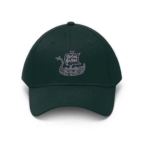 Embroidered Viking Spirit - Unisex Twill Hat