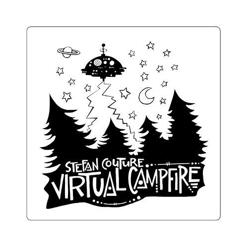 Virtual Campfire Stickers