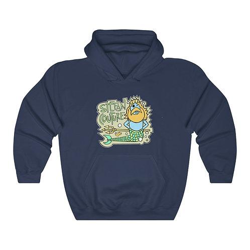 15% OFF SALE NEW PRICE!! $38.25—Poseidon - Unisex Heavy Blend™ Hooded Sweatshirt