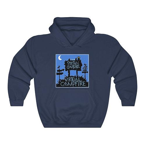 15% OFF Sale! NEW Price: $38.25- Night Owl - Unisex Hooded Sweatshirt
