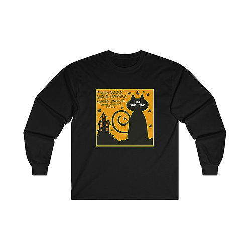 15% OFF Sale! NEW Price:$29.75 Halloween Jamboree - Ultra Cotton Long Sleeve Tee