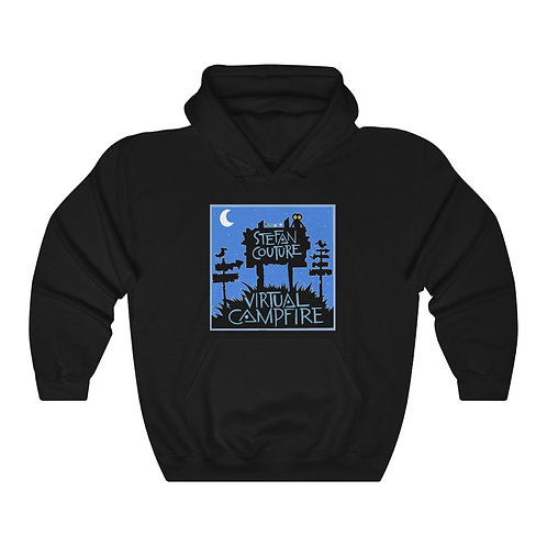 Night Owl - Unisex Heavy Blend™ Hooded Sweatshirt