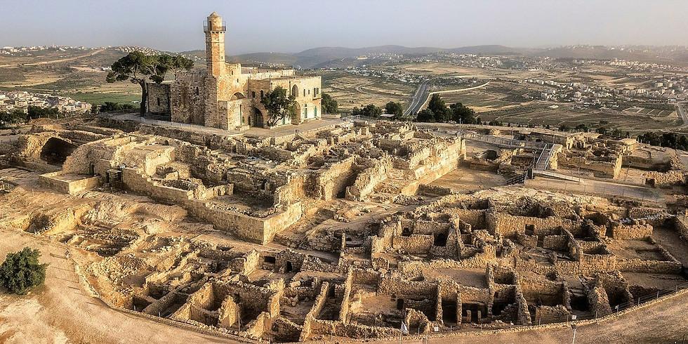 Nabi Samuel, il crocevia della storia