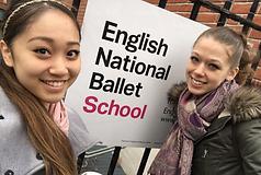 English National Ballet School, London