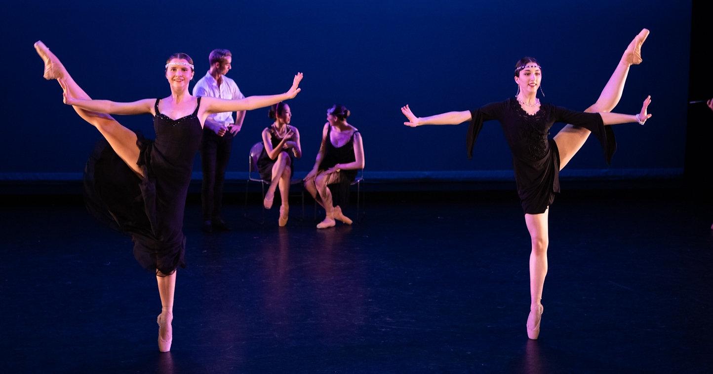Joplin Ballet by Chevalier Ballet