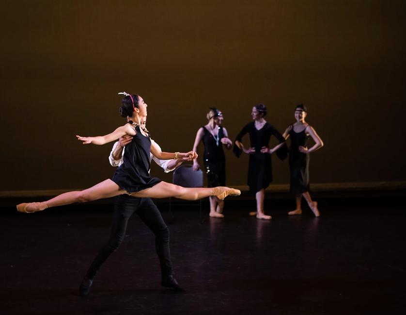 Chevalier Ballet Joplin Ballet