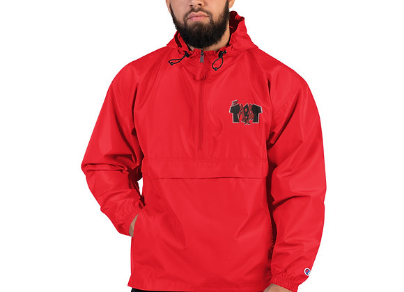 Team Tabot Mix Embroidered Champion Packable Jacket
