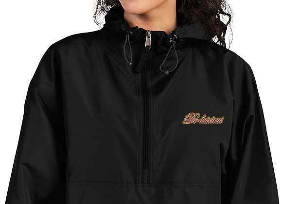 Team De-luscious Embroidered Champion Packable Jacket