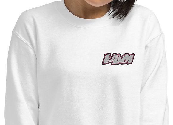 Team Kandi Embroidered Sweatshirt