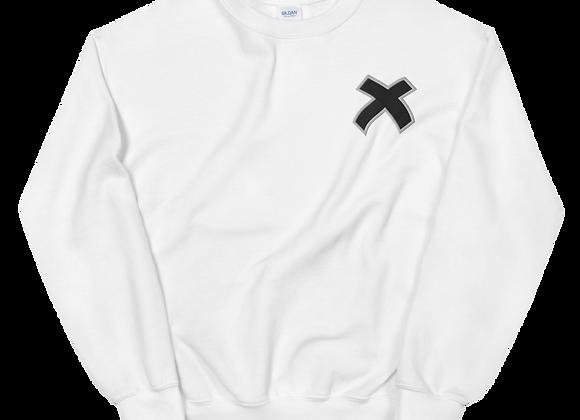 Team Blank Embroidered Sweatshirt