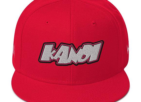 Team Kandi Snapback Hat