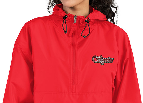 Team Systa Champion Packable Jacket