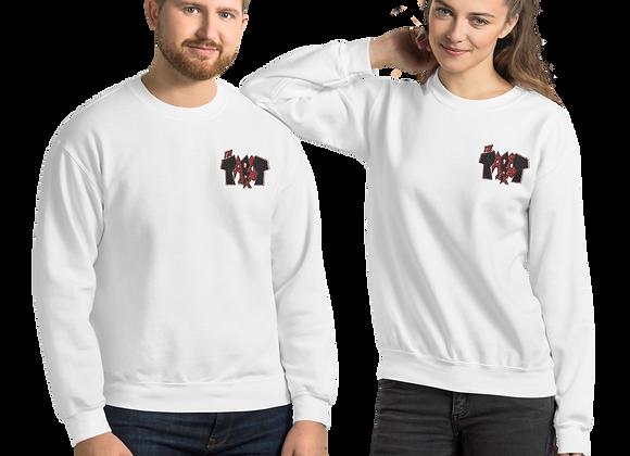 Team Tabot Mix Embroidered Sweatshirt