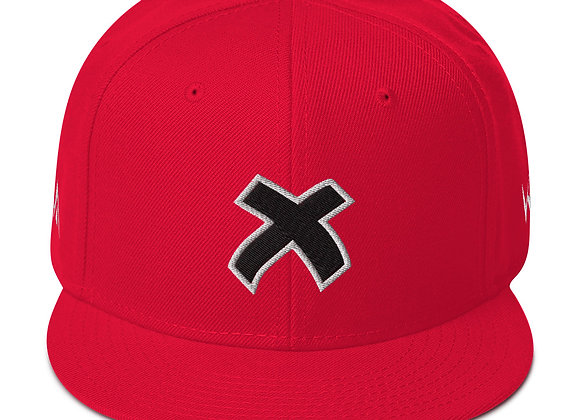 Team Blank Snapback Hat