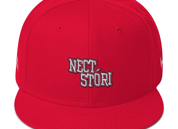 Team Nect Stori Snapback Hat