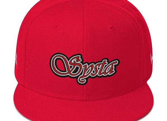 Team Systa Snapback Hat