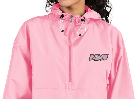 Team Kandi Embroidered Champion Packable Jacket