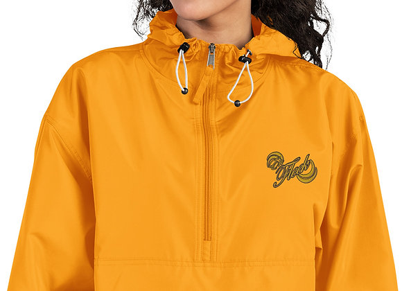 Team En Fleek Embroidered Champion Packable Jacket