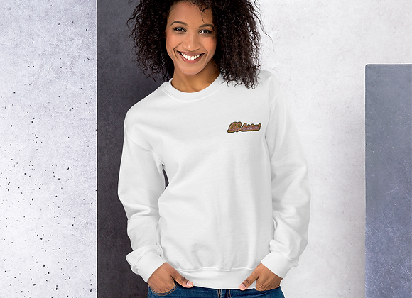 Team De-luscious Embroidered Sweatshirt