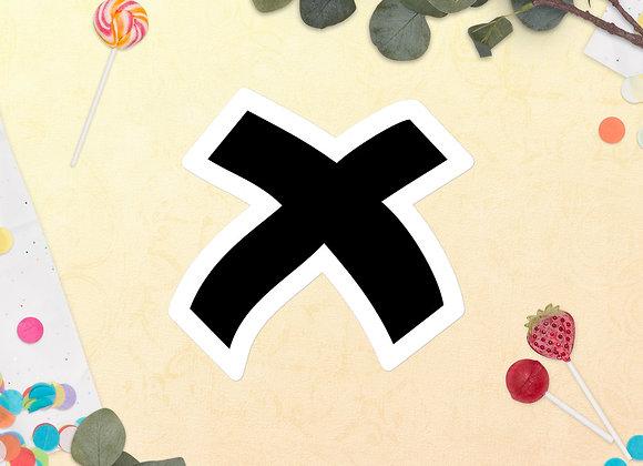Team Blank stickers
