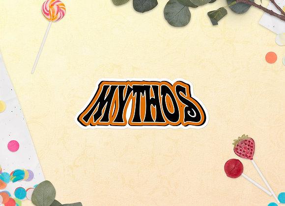 Team Mythos stickers