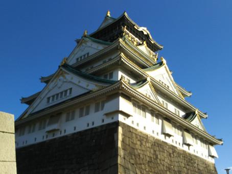 大阪城周辺がすごいことに!