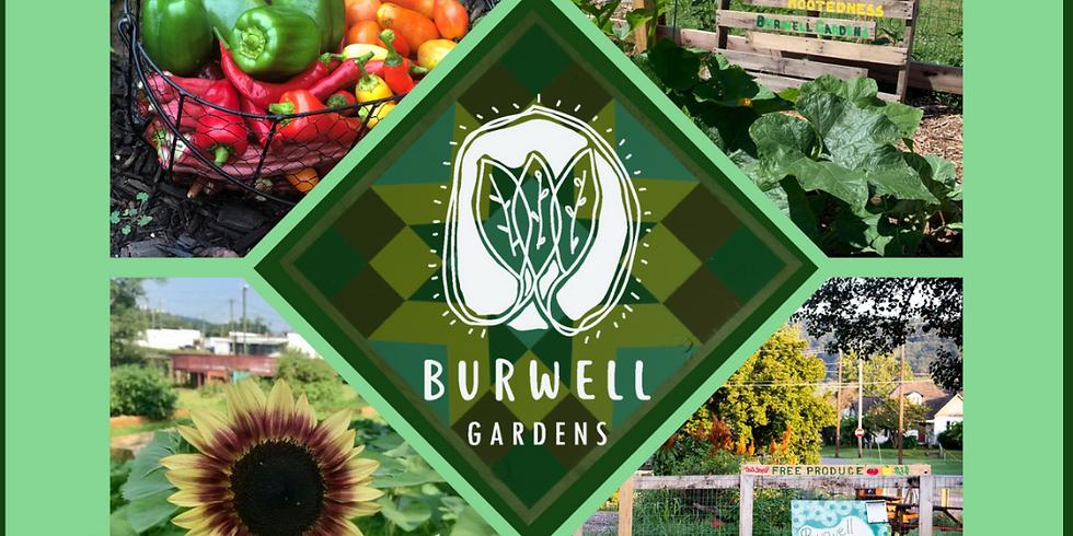 Garden Bed Rental Request Period Deadline