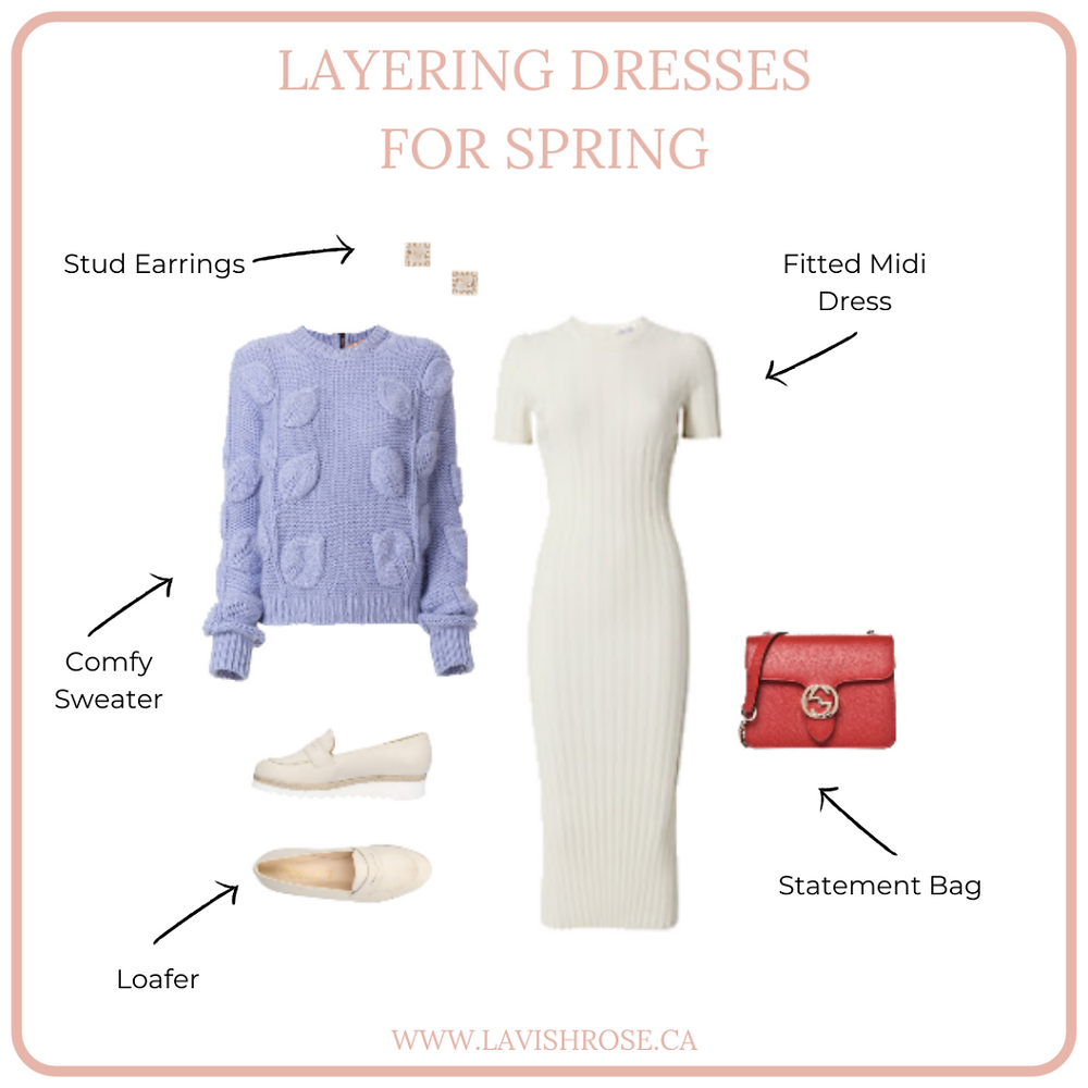 layering dresses for spring