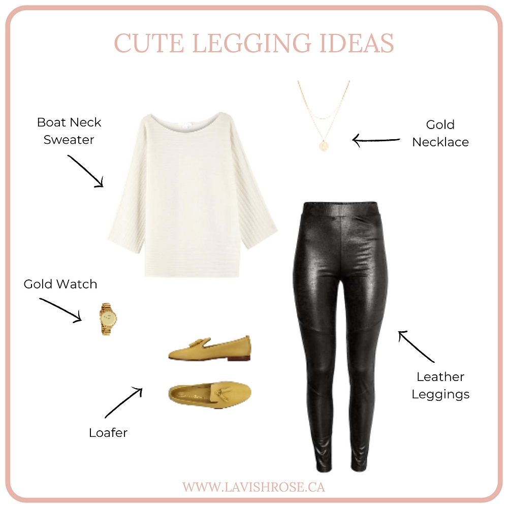 Legging Outfit