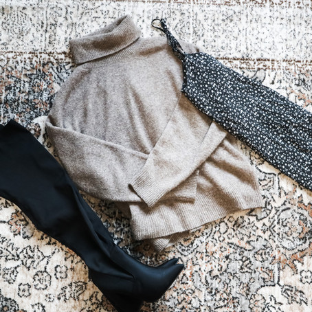 How to Incorporate Your Summer Wardrobe into Fall!