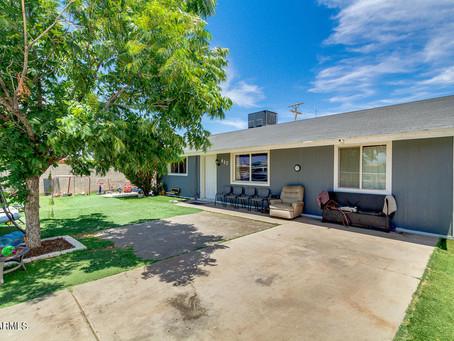 Pending: 617 S CENTER St, Mesa, AZ 85210