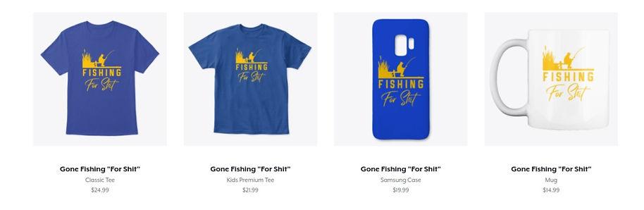 fishing for sh  t