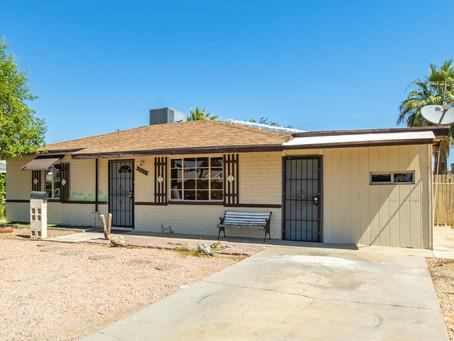 FOR SALE: 3302 E HARVARD St, Phoenix, AZ 85008
