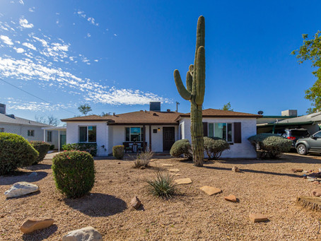 For Sale: 2017 W FLOWER Street Phoenix, AZ 85015 (Open House Friday 11am-3pm & Saturday 10am-2pm)