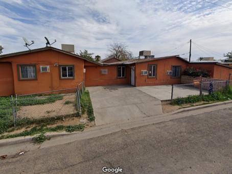 3649 W Polk St, Phoenix, AZ 85009    (4 Plex)