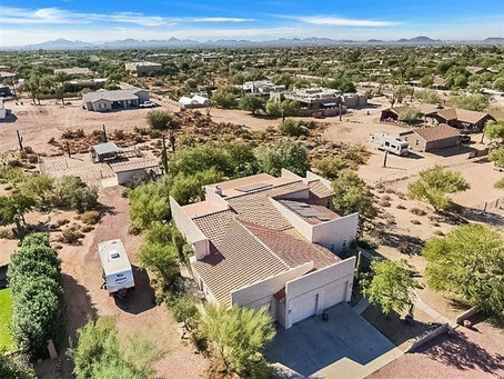 For Sale: 6431 E DALE LN Cave Creek, AZ 85331