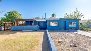 SOLD: 2615 W AUGUSTA Avenue Phoenix, AZ 85051