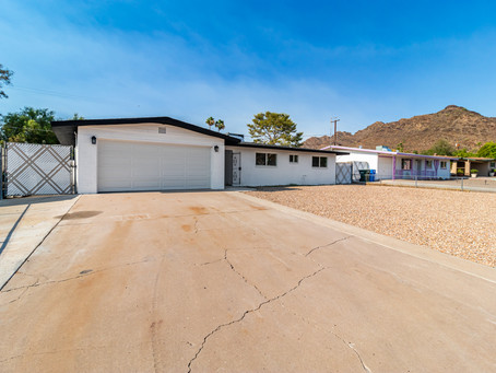 For Sale: 1220 E. Butler Drive Phoenix, AZ 85020