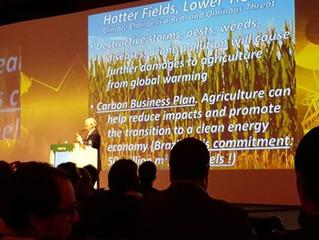 Global Agribusiness Forum - Sao Paulo, Brasil. Julio 2016
