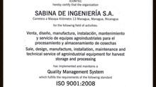 Auditoría Externa, ISO 9001 Un compromiso de Calidad.