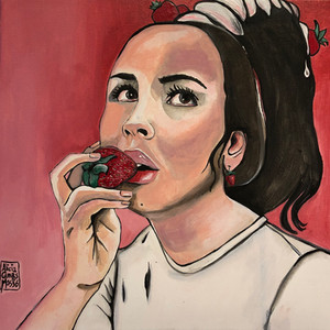 The Strawberry Eater