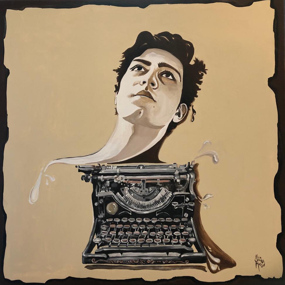 Typewriting Nostalgia