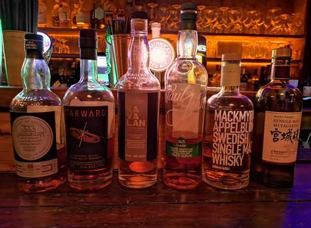 November 2019 - International Whiskey