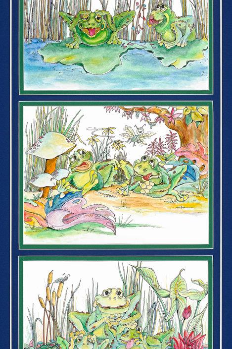 Frog Set 2