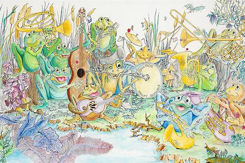 Bullfrog Valley Ensemble