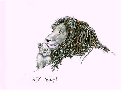 MY daddy!!